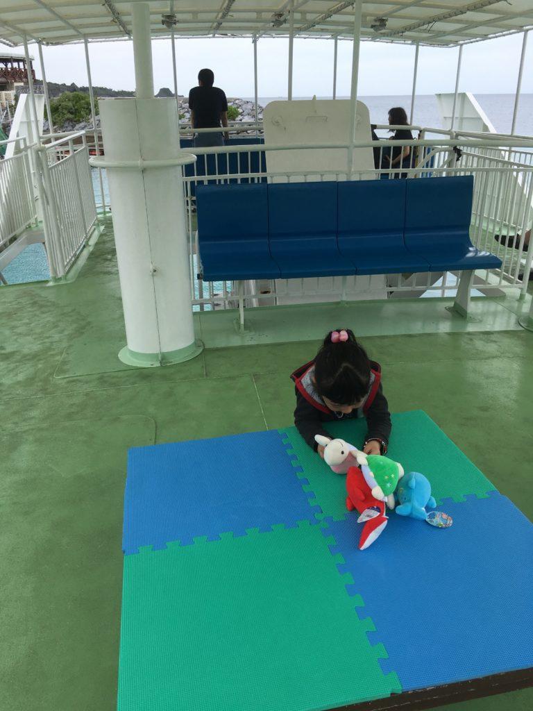 ルネッサンスリゾートオキナワ・クマノミ号2階