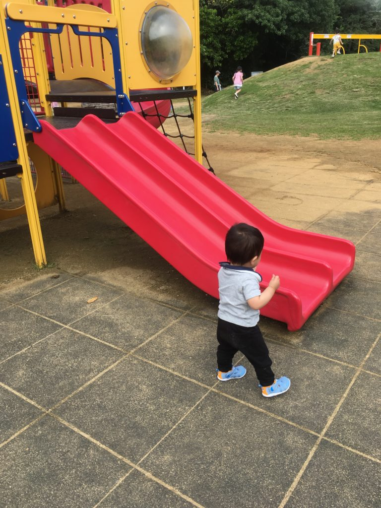 奥武山公園・幼児用遊具