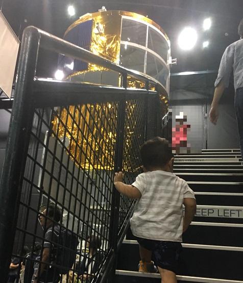 JAXA階段