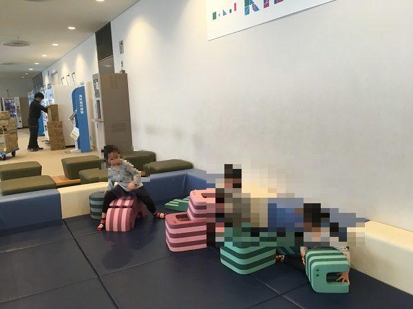 成田空港第3ターミナル国際線キッズルームもちゃ