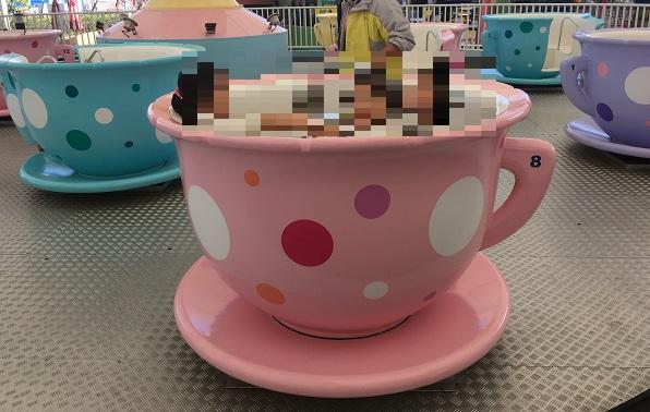 台北市児童新楽園・ティーカップ