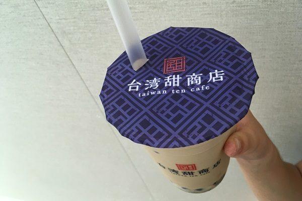 東京ソラマチ台湾甜商店・蜂蜜ミルクティー