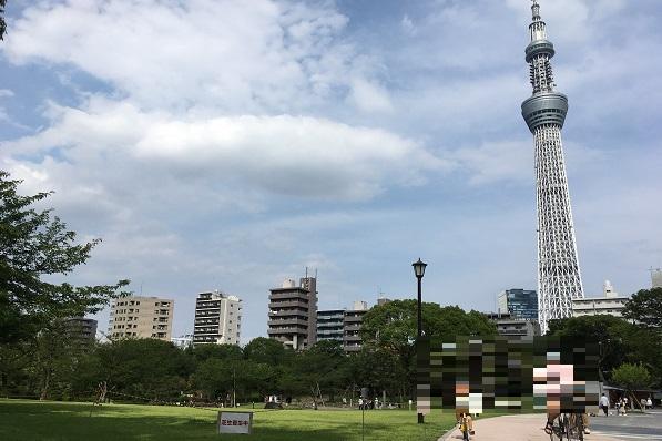東京ミズマチ・隅田公園