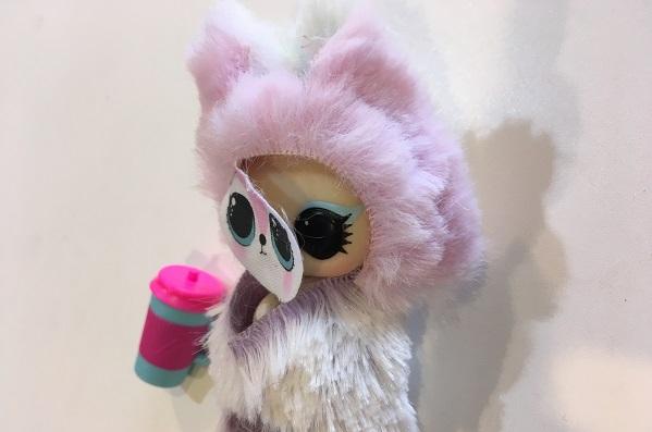 L.O.Lフラッフィーペット・毛で遊べる
