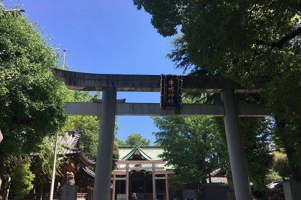 隅田公園・牛嶋神社
