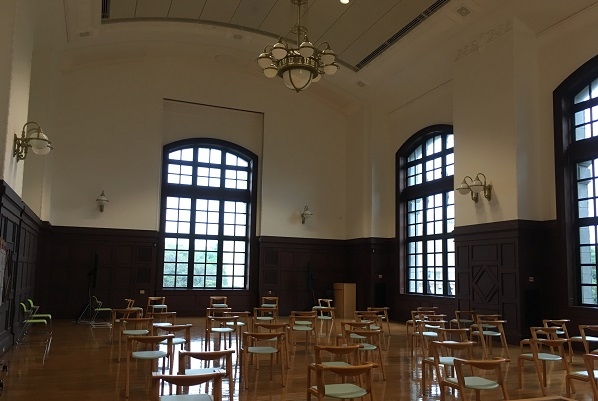国際子ども図書館・ホール