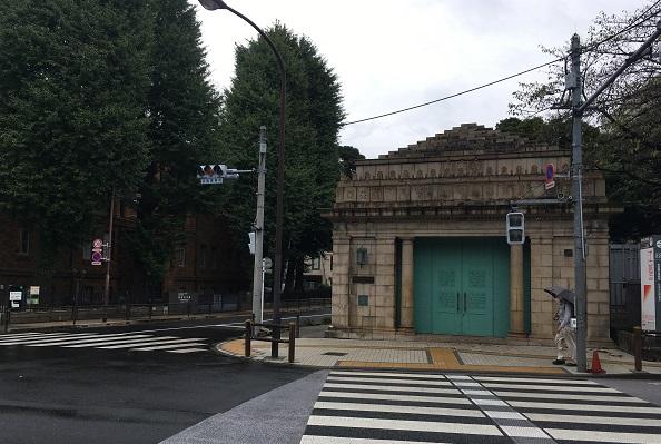 国際子ども図書館行き方・カフェ旧博物館動物園駅