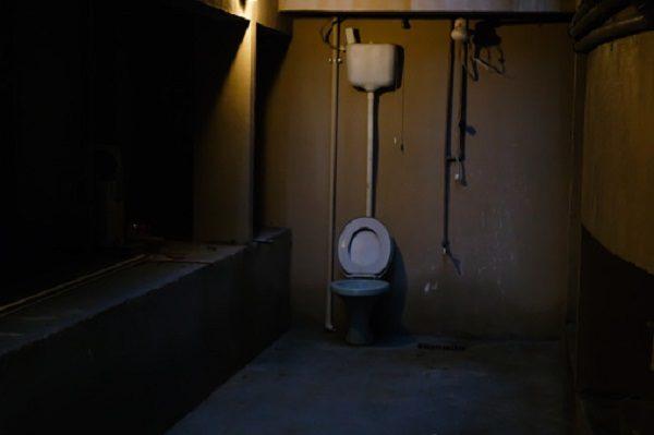 トイトレ・トイレが怖い