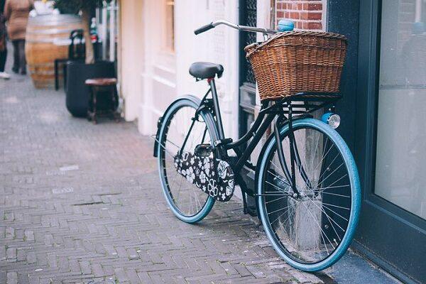 自転車に乗らない理由