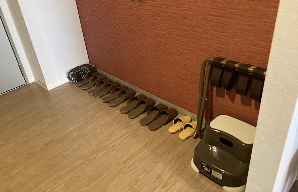 東京ベイ東急ホテル・子供用踏み台