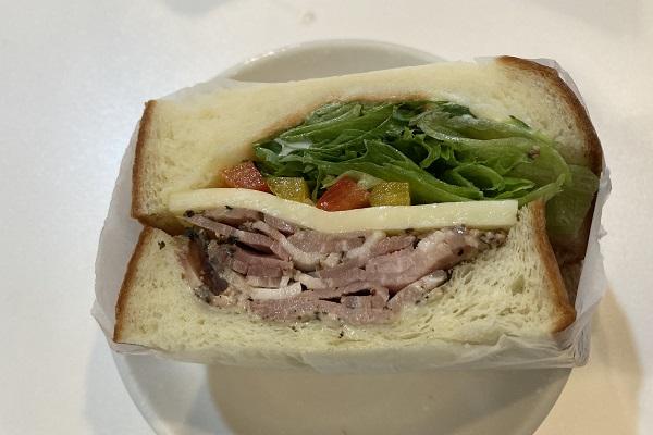 むうや・サンドイッチ感想