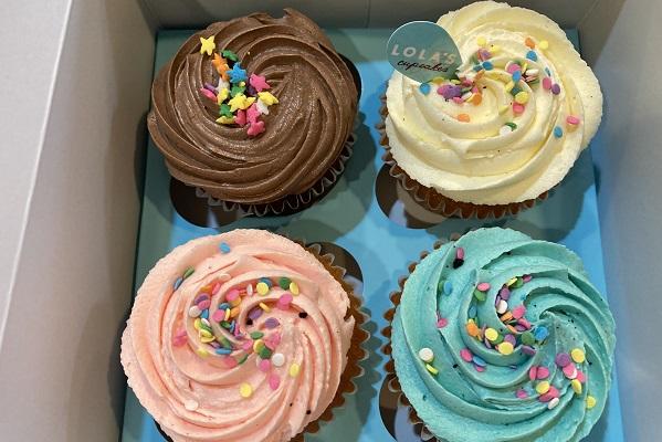 LOLA'S Cupcakes・大きさは?